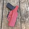 KSG's Halcyon holster, back side